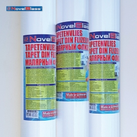 Non-woven wallpaper FP-120 with the delivery