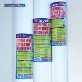 Non-woven wallpaper FP-75 with the delivery